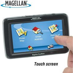Magellan GPS Roadmate Ipad Tablet