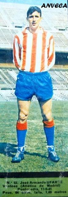 UFARTE (A. Madrid - 1967) D. El Alcázar