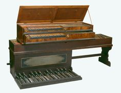 Pedal clavichord