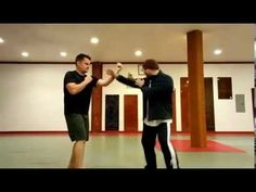 Intro to Wing Chun Tactics By Sifu Greg LeBlanc with Chris Hayes assisting - YouTube