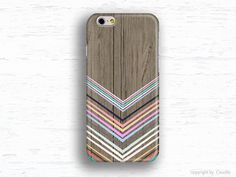 Fundas para móviles - Carcasa iPhone 6 Chevron geométrico iPhone Galaxy - hecho…