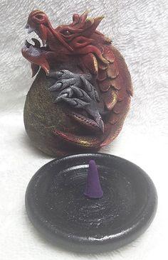 Large Dragon Egg - Red