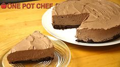 NEW VIDEO: No Bake Chocolate Cheesecake! Watch the full recipe video here: http://youtu.be/imiDydT5Cp0