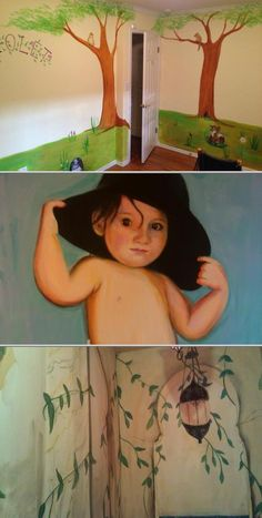 Natalia Zukerman creates custom one-of-a-kind murals for homes, offices, businesses, schools and community spaces. Check out her mural painting prices. Click to get a quick quote or check out reviews for this mural painter.