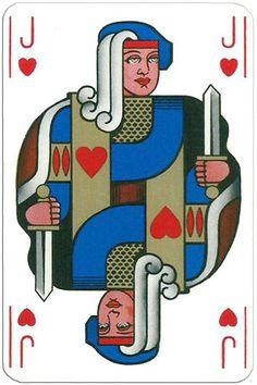Ciel de France Miro company Jack of hearts Hearts Playing Cards, Jack Of Hearts, Heart Cards, Tarot, Disney Characters, Fictional Characters, France, History, Antiques