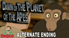 Dawn of the Planet of the Apes: ALTERNATE ENDING