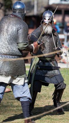 Sons of Fenrir by Jim Saunders on Viking Armor, Viking Helmet, Vikings, Character Art, Character Design, Viking Costume, Viking Life, Leather Armor, Norse Mythology