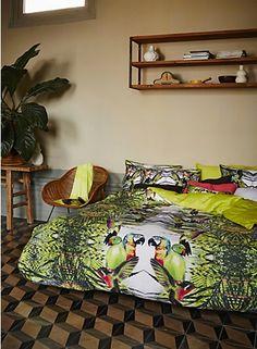 Bettwäsche 'Coco' (135 x 200 cm) gesehen bei ambellis