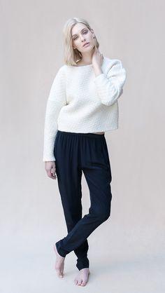 Minimal + Classic: Emilia, Styling | Talisa Sutton   Photography | Kelly Geddes  Model | Emilia at IMG