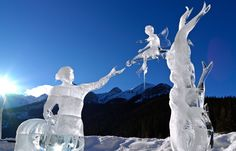 ice sculptures | Awesome Ice Sculptures - Gallery