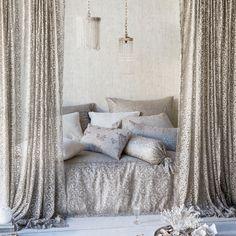 Bella Notte Curtain Panel Allegra @LaylaGrayce