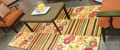 A Roundup of Fun, Smart Ideas for DIY Outdoor Rugs