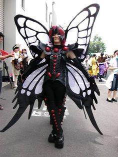 Papillon Myu by: Yoruka, Japanese Cosplayer /// Site - http://en.curecos.com/profile/?ch=26734
