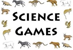 Exploring Nature Science Education Resource - Life Science, Earth Science, and Physical Science Resources for Students and Teachers Science Resources, Physical Science, Science Education, Science Activities, Classroom Games, Science Classroom, Classroom Ideas, Earth Science, Life Science