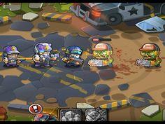 Elite Squad 2 level 2 Full Victory Walkthrough gameplay (TD game)