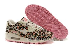 best service d9b6d 7aae3 Nike Air Max 90 Spring Flowers Womens Denim Jasmine Top Deals ATie5, Price    74.00 - Nike Rift Shoes