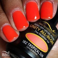 UNITY All-In-One Colour Gel Polish - 182 Tropical Sun