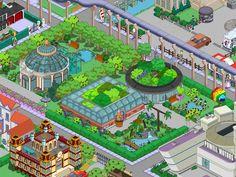 serra - giardino botanico - incubatrice di idee - villa