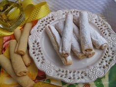 Izabela w kuchni: Półfrancuskie rurki z marmoladą.