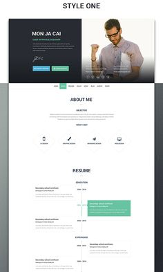 oxygen free bootstrap one page theme free creative agency