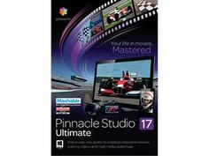 Pinnacle Studio 17.0.1.134 Ultimate Collection