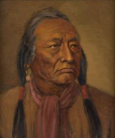 Iamasees Chief Big Bear's son