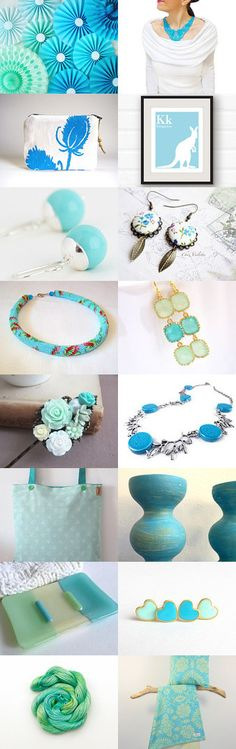 Summertime by Meredith on Etsy--Pinned with TreasuryPin.com
