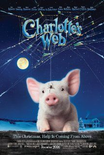 3.5 stars ==> #29 of 50: Charlotte's Web [2006 -- 97min]. DVR. I'm late to the party on this updated version of the children's classic. Dakota Fanning was great as Fern and the voices were really fun too.