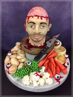 Would you dare to eat this #Halloween cake? #thecakestore