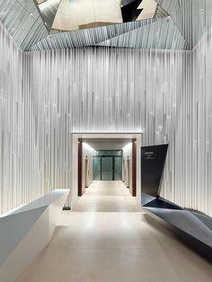 Lofty Ambitions: Ippolito Fleitz Transforms a Frankfurt Office Tower | Projects | Interior Design