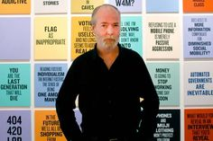 Douglas Coupland on Being a Visual Artist -- Vulture