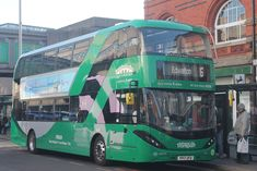 Nottingham City Transport - YP17 UFD