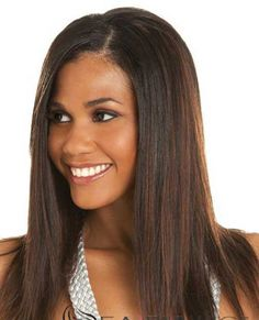 18.Long Straight Hairstyle