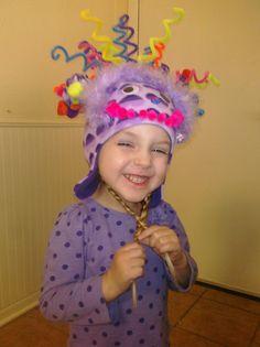 CRAZY Hat!! :)