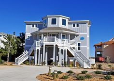 Twiddy Outer Banks Vacation Home - Dolphin Crest - Duck - Oceanfront - 7 Bedrooms