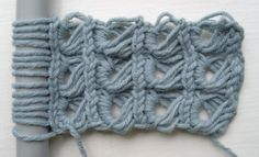 ˜broomstick lace tutorial