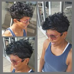 Spicy Spikes  Nichole Howard  #ShearFXcafe #sexyhair #thecutlife  #DallasTxStylist  ... | Use Instagram online! Websta is the Best Instagram Web Viewer!