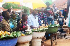 Eko or Agidi | Ida Market Yala Cross River State Nigeria | #JujuFilms #Eko #Agidi #Yala #IdaMarket #Nigeria #CrossRiver #Africa