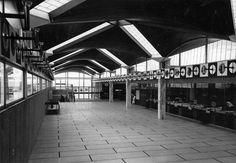 Stationshal Schiedam jaren 80