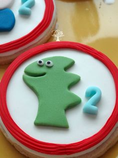 Cookies decorados, tema Peppa Pig.