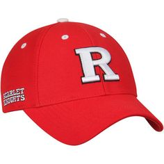 ccb13bdf618 Men s Top of the World Scarlet Rutgers Scarlet Knights Triple Threat Hat