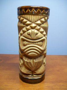 Vintage Tiki Mug X Eyes Fierce by Orchids