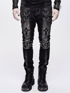 SIX BUNNIES capitaine superbe gilet Alternative goth rock punk métal Bébé