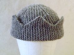 Hand Knit Jughead Style Hat by tomspecsdiggs on Etsy