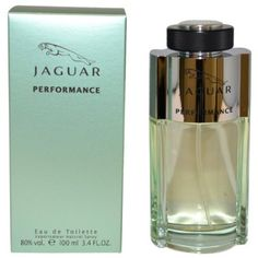 Perfume : Performance For Men by Jaguar
