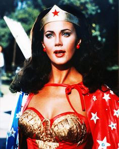 Wonder Woman! I was Wonder Woman for every Halloween for years. I still am. :-)