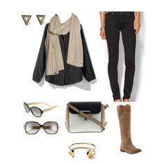 Peaches In A Pod: Monday Must Haves: Tan Riding Boots & Anthropologie Giveaway