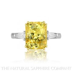 Rate this from 1 to Sapphire Gemstones Natural Carat GIA Cert Burma Sapphire Diamond Gold Platinum Ring Wedding And Engagement Ring, Diamond Rings, The Sapphires, Pretty Rings, Beautiful Rings, Yellow Sapphire Rings, Ring Verlobung, Gold Ring, Expensive Jewelry, Silver Diamonds, Yellow Diamonds