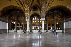 From Hagia Sophia