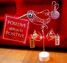 Bird Paper Memo Note Clip Pen Pencil Holder Evil Eye Protection Cabochon Positive Message Charms Office Home Desk Organizer Amulet &Talisman Decoration Gift